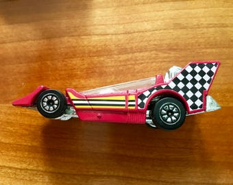 Vintage Kenner Dizzy Lizzy/ 1981 Kenner Toy Car/ Vintage Collectible Miniature Toy Cars