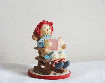 Vintage Grandma Figurine. grandma gift