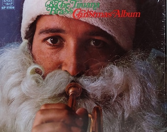 Herb Alpert and The Tijuana Brass – Christmas Album 1968 ( LP, Album, Vinyl Record ) Jazz, Easy Listening, Latin Jazz- Christmas Music