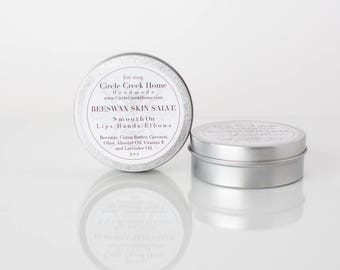Beeswax Hand Salve Collection of 2 - FREE Shipping
