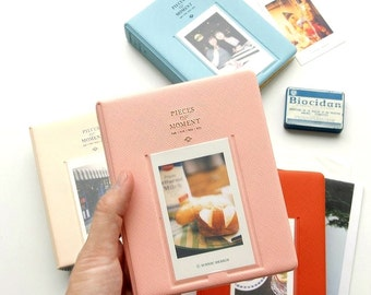 65 Photos Instax Mini Albums Photo Holders for Fujifilm Instax Mini Films Free Shipping