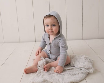 Photo Prop, Baby Romper, Baby Props, Sitter Romper, Sitter Props, 9 Months Outfit, Baby Outfit Prop, Photo Outfit, Baby Boy Props