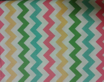 1 yard - Small Chevron (Girl) Fabric for Riley Blake