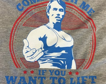 Come with Me if you want to LIFT T-Shirt S - 5XL