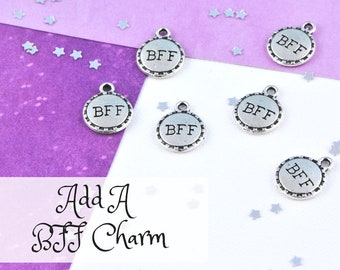 Add A BFF Charm To Your FairyFountainKids Jewellery And Accessories!