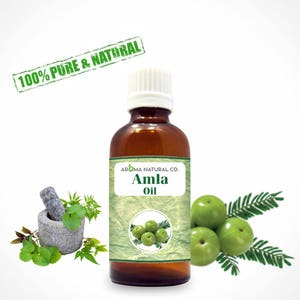 Amla (Phyllanthus emblica) Indian gooseberry Oil Pure & Natural