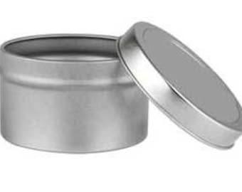 1 oz. metal tin for candles, etc.