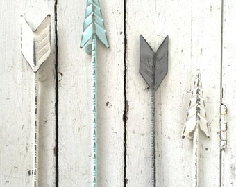 Arrow Wall Art, Arrow Wall Decor, Tribal, Arrow Decor, Decorative Arrow, Metal Arrow Wall Decor, Tribal Decor, Native American Arrow, Arrows