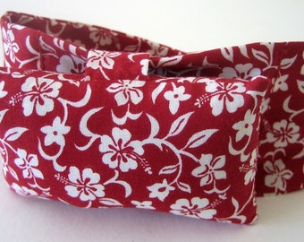 Wrist Pincushion Close at Hand DIY Sewing Notion Red Adjustable
