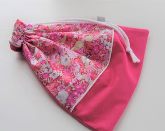 Doudou LIBERTY bag custom personalized girl