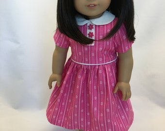 18 inch doll clothes; dress