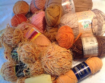 Destash yarn