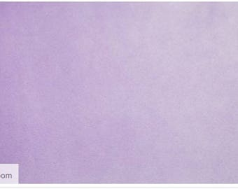 Minky Fabric, Lavender solid cuddle, Lilac Shannon Fabrics
