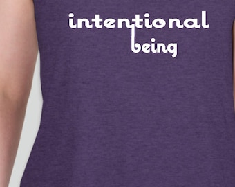 Intentional being
