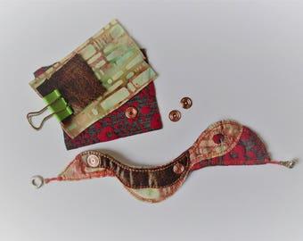 WB E20 Textile Bracelet