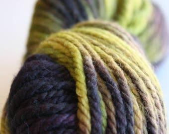 Chunky - Malabrigo - 246 - Hummingbird - Yarn - Merino Wool - Bulky Weight - Chunky Yarn - Quick Knit