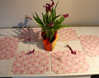Reversible Easter/Spring Placemats (Set of 6)