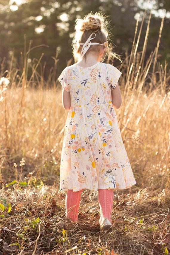 Radiant Coral Knee High Socks Hand Dyed Toddler Knee High Socks Baby Children's Girl's Socks Uniform Style Socks Dyed Coral Spring Summer