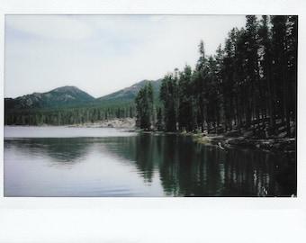 Instant Photo Polaroid Pack- Rocky Mountains