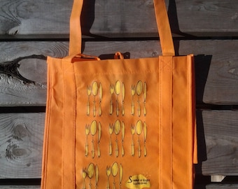 Silverware Tote Bag