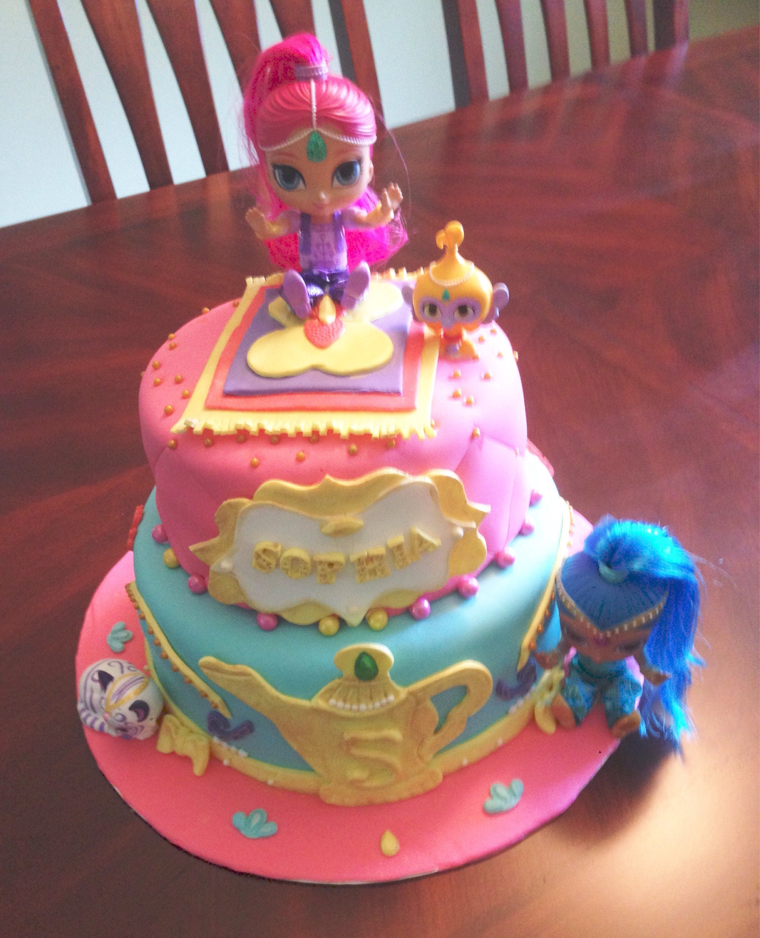 Make Your Own Birthday Cake Topper