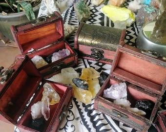 Crystal Kit Box