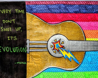 muna inspired revolution