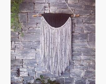 Macrame Wall Hanging -Macrame Curtains - Boho Wall Hanging - Macrame Hanging - Wall Hanging - Wall art - Home Decor - Nursery Decor