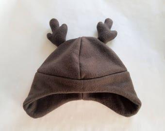 Child's Reindeer Hat