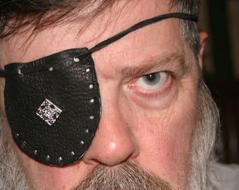 Jeweled Pirate Eye Patch