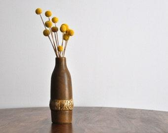 Mid Century McCoy Flower Vase