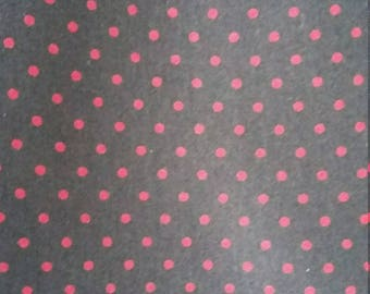 1950s silk dressmaking fabric, Horrockses Fashions, vintage, retro, yardage