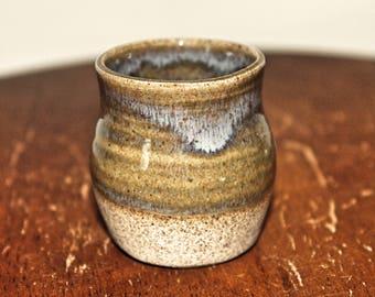 Shot Glass in Layered Fern