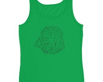 Majestic Lion Ladies' Tank