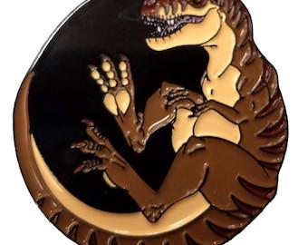 Tyrannosaurus Rex Enamel Pin