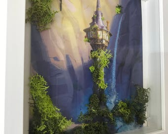 Tangled Rapunzel's Tower