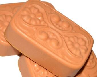 Creamy Pumpkin Glycerin Bar Soap