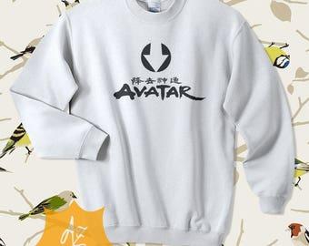 Avatar Shirt Avatar Sweatshirt Avatar Last Airbender Shirt Avatar Last Airbender Sweatshirt Avatar The Last Airbender Shirt AVT1x