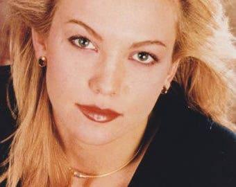 Diane Lane Ruby Lips 4x6 photo