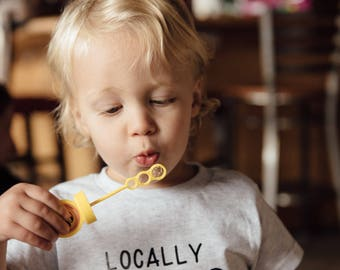 Locally Brewed Unisex Toddler Tee