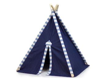 Kid's Teepee Play Tent No. 0292