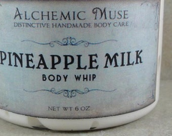 Pineapple Milk - Body Whip - Limited Edition
