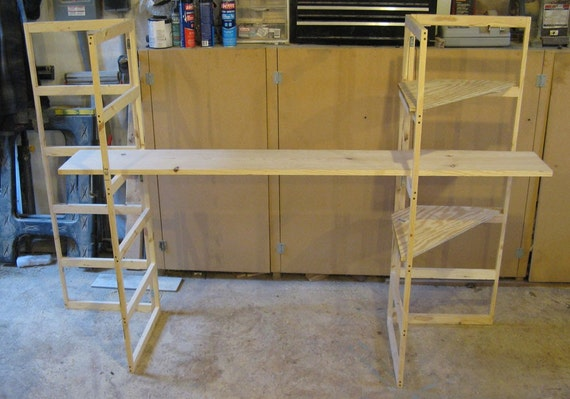 Completely new Craft show display folding shelf FO88