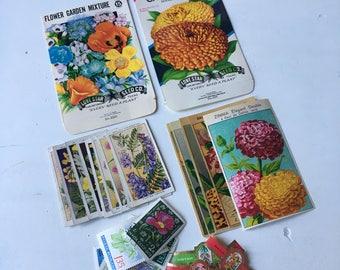 Vintage Flower kit