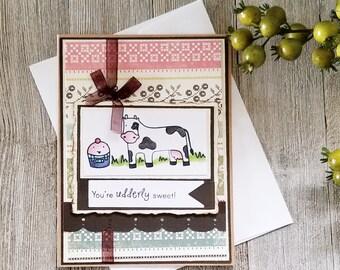 Gratitude, Appreciation, Thank You Greeting Card