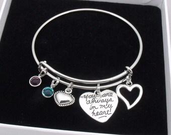 Memorial bracelet | bereavement bracelet | miscarriage jewelry | memorial jewelry | bereavement jewelry | sympathy gift | loss of loved one