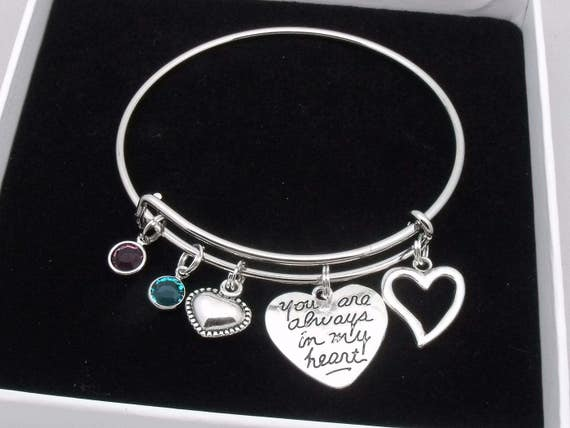 Memorial Bracelet Bereavement Bracelet Miscarriage Jewelry