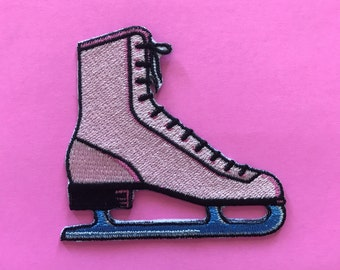 Ice skate patch