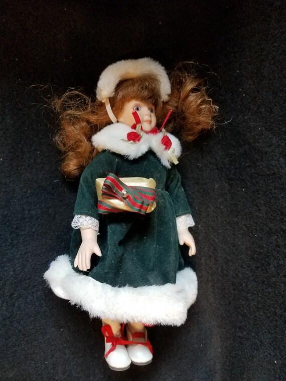 Christmas Collector Doll 1993
