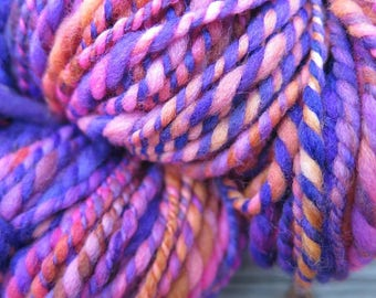Happily Ever After Handspun Yarn, 132 Yards